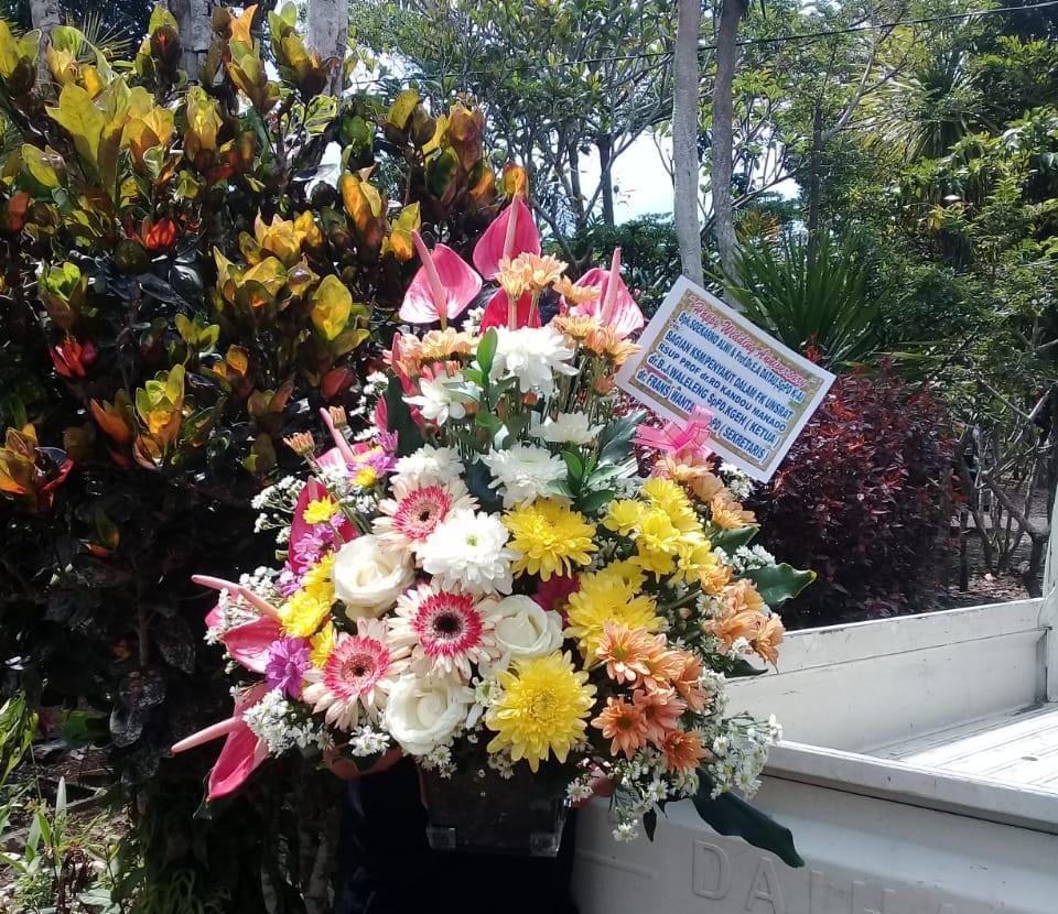 Bunga meja Manado